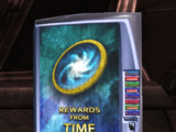 Rewards from Time and Space