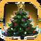 BI Holiday Tree Gold