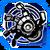 Icon Hand Blast 009 Blue