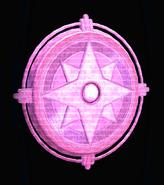 Star Sapphire Wall Seal