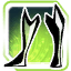 Icon Feet 003 Green