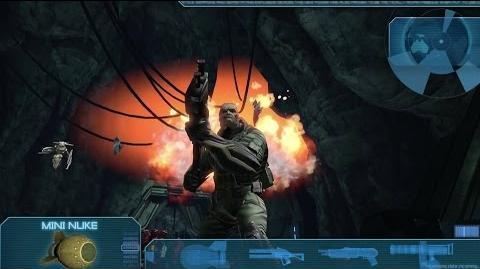 DC Universe Online - Power Munitions Trailer