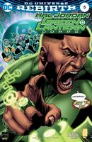 Hal Jordan e a Tropa dos Lanternas Verdes 2016 5