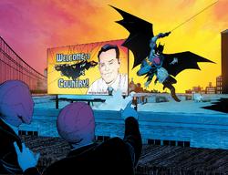 Batman surge