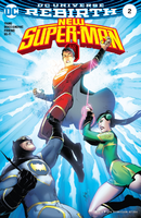 Novo Super-Man 2016 2