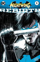 Nightwing 2016 Rebirth