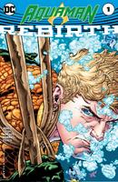 Aquaman 2016 Rebirth