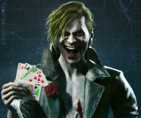 Injustice 2 Portrait Coringa