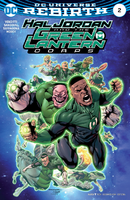 Hal Jordan e a Tropa dos Lanternas Verdes 2016 2