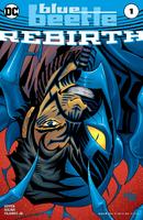 Besouro Azul 2016 Rebirth
