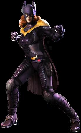 BatgirlInjusticeRender