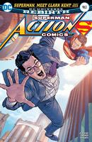 Action Comics 2016 963