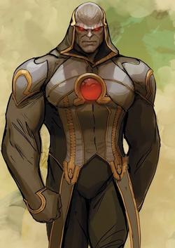 Darkseid JLO