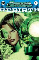 Lanternas Verdes 2016 Rebirth
