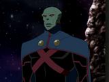 Caçador de Marte (Young Justice)