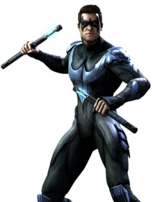 NightwingInjusticeRender