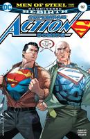 Action Comics 2016 967