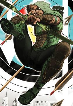 Arqueiro Verde Rebirth