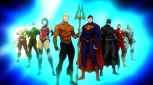 Liga da Justiça DCAMU 1