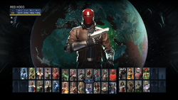 Injustice 2 select