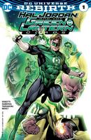 Hal Jordan e a Tropa dos Lanternas Verdes 2016 1