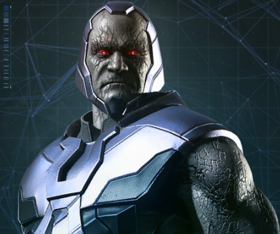 Injustice 2 Portrait Darkseid