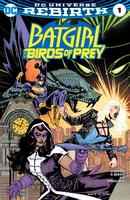 Batgirl e as Aves de Rapina 2016 1