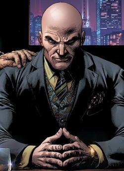 Lex Luthor Doomsday Clock