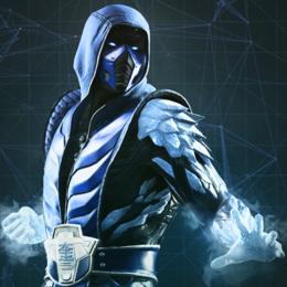 Injustice 2 Portrait Sub-Zero