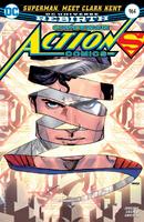 Action Comics 2016 964