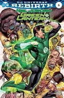 Hal Jordan e a Tropa dos Lanternas Verdes 2016 6