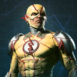 Injustice 2 Portrait Flash Reverso