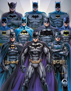 Batman versões