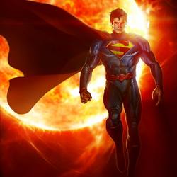 SupermanInfiniteCrisis