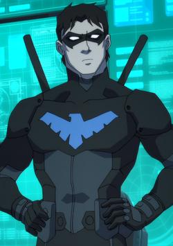 Nightwing YJO 1