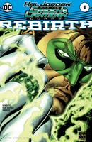 Hal Jordan e a Tropa dos Lanternas Verdes 2016 Rebirth