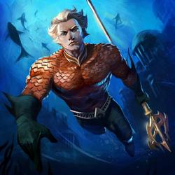 AquamanInfiniteCrisis