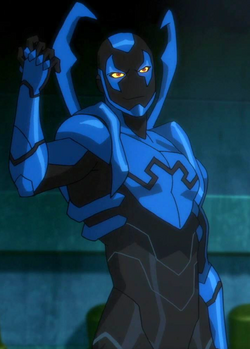 Besouro Azul DCAMU 1