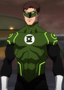 Hal Jordan DCAMU 1