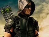 Arqueiro Verde (CW)