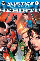 Liga da Justiça 2016 Rebirth