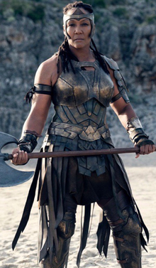Artemis DCEU1
