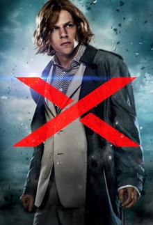 BatmanvSupermanPosterTrio Lex Luthor (textless)