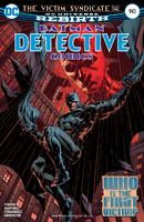 Detective Comics 2016 943