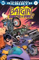 Batgirl e as Aves de Rapina 2016 2