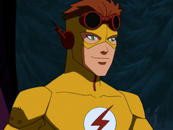 Wally West YJ1