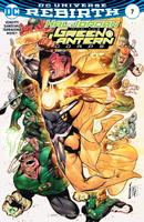 Hal Jordan e a Tropa dos Lanternas Verdes 2016 7