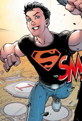 Superboy WCO2