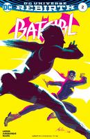 Batgirl 2016 2