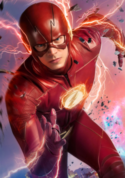 Flash CW S4